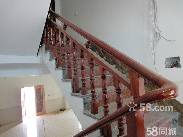 南洋红菠萝格楼梯扶手