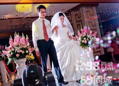 武汉花海阁主题婚礼会馆