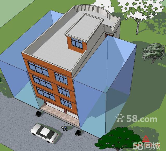 底层框架楼房设计图