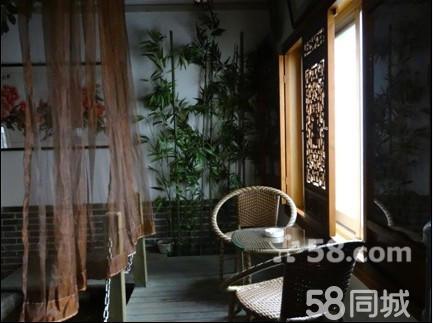 茶室 手绘效果图 客厅茶室装修效果图 茶室室外手绘效果图高清图片