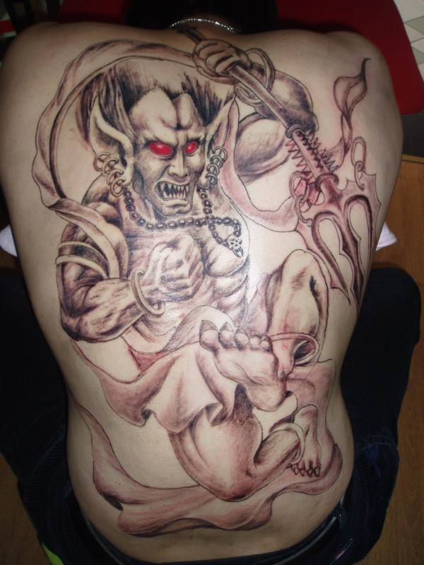 成都印伽堂纹身