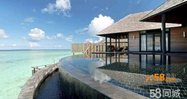 马尔代夫伊露岛2晚沙屋2晚水屋