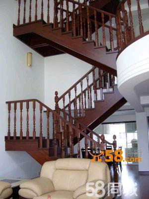 实木楼梯 —58商家店铺
