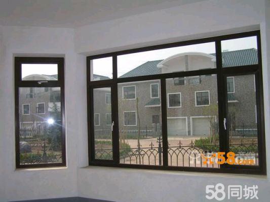 断桥铝/铝合金/推拉窗/平开窗/中空玻璃/隔音隔热
