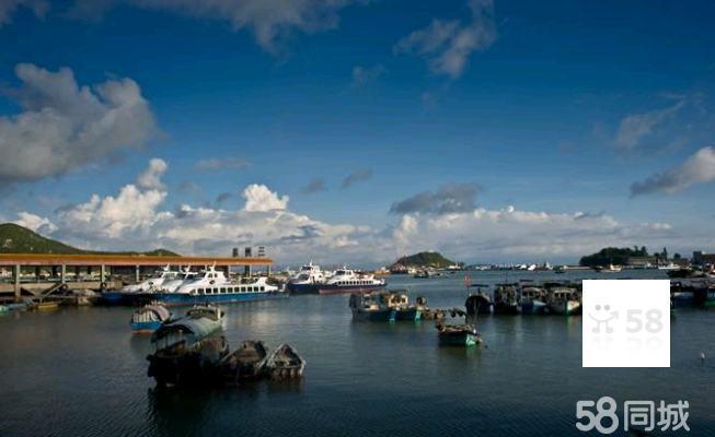 飞沙滩-九龙洞-乐川大佛-竹柏林-猕猴保护区:60元/人   b,渔港风情游