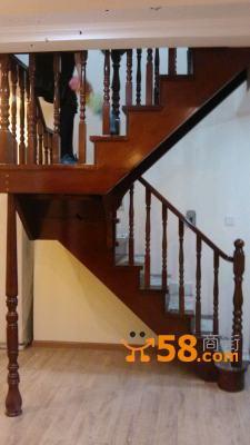 宏森实木楼梯—58商家店铺