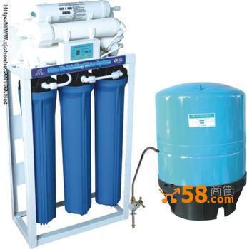 200加仑商用纯水机ro反渗透直饮净水机办公楼专用