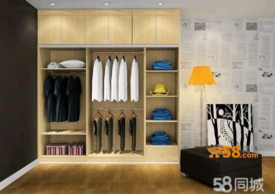 小卧室衣柜设计图纸 (566x400)图片