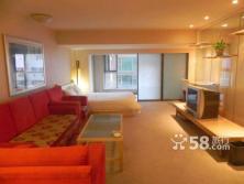 美华世纪酒店式公寓两居
