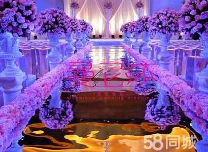 欧式 花纹 地毯 紫色