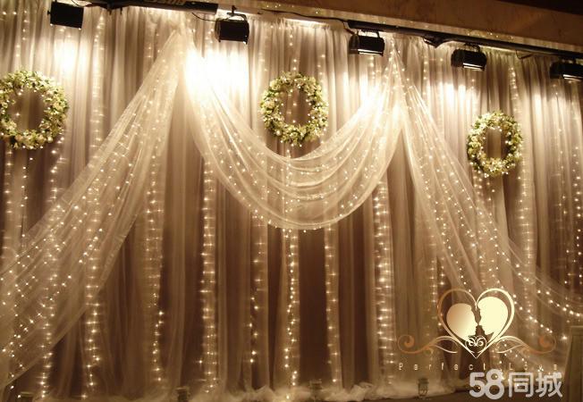 婚礼欧式造型门