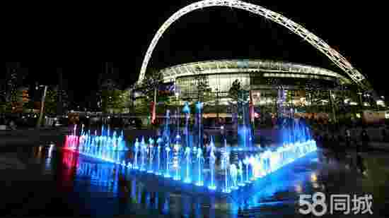 伦敦Wembley大球场